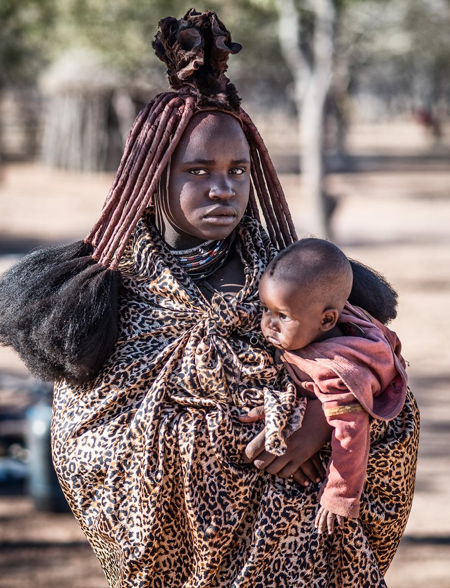 Namibian princess