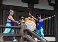 Percussion in Blue