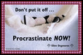 087 Ellen Degeneres on Procrastination