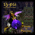 CD Cover -- Visions of Paradise