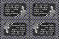 171 Booker T. Washington on Hate (wallet print)