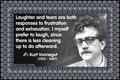 180 Kurt Vonnegut on Frustration