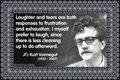 180 Kurt Vonnegut on Frustration