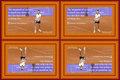 187 Martina Navratilova on Priorities (wallet print)
