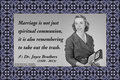 188 Dr. Joyce Brothers on Marriage