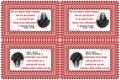 005 Benjamin Franklin on Christmas (wallet print)