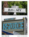 Rejoice in Balmy Alley