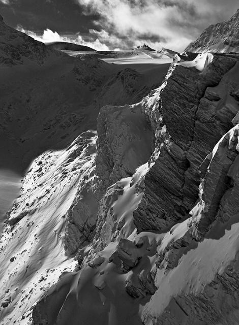 Sheer Alps