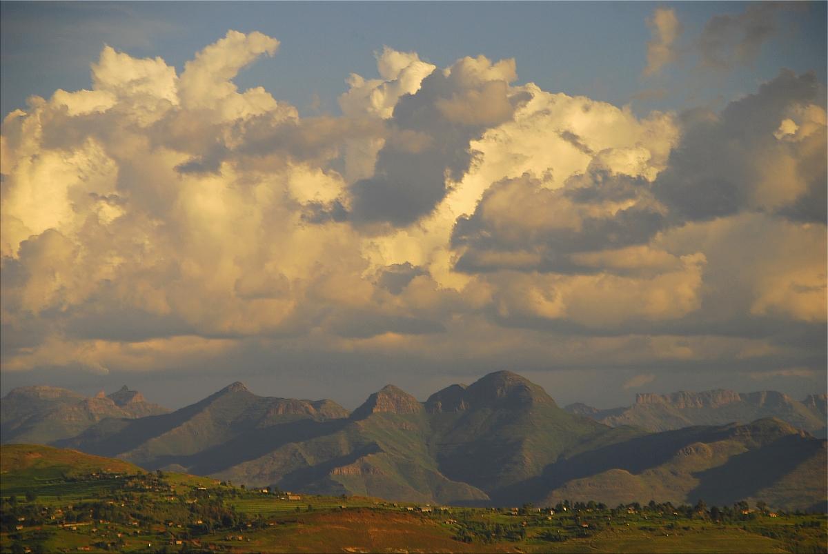 Maluti Clouds