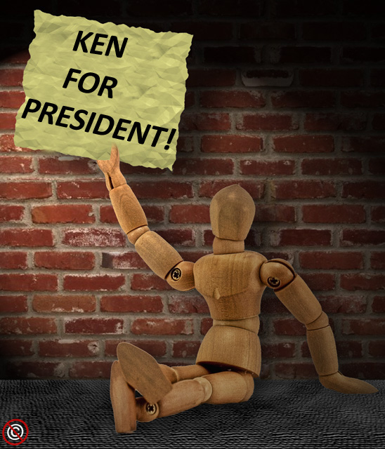 Ken For President
