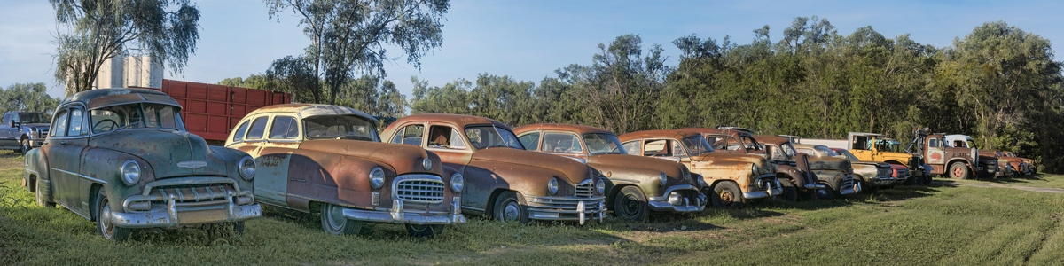 Old Cars - edited