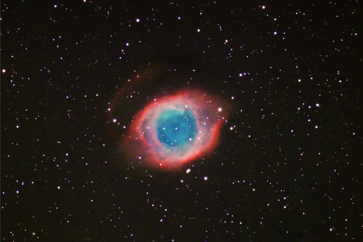 Helix Nebula (the Eye of God / Sauron)