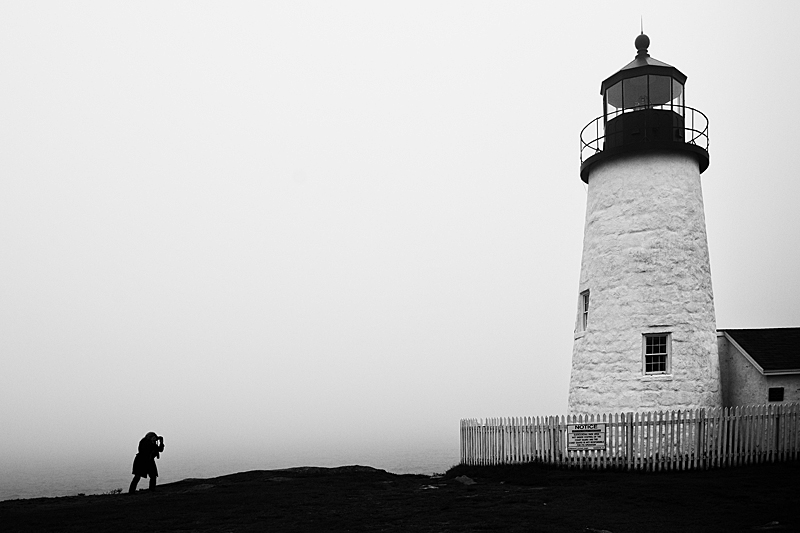The Lighthouse Photographer
