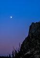 Yellowstone Moonrise