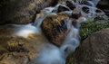 Falling Water Yosemite-