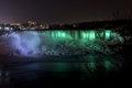 American Falls at Night 2013