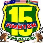Fimmtan Logo