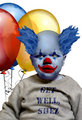 Blue Care Clown