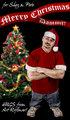 Merry Christmas to Shez & Pete & Family!