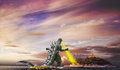 Godzilla vs. The Island