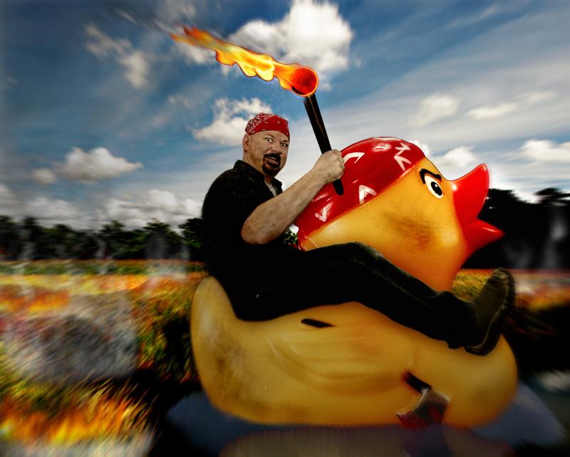 Duck Rider!