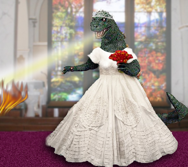 Bridezilla.jpg By Art Roflmao