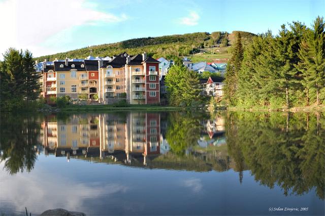 Mont Tremblant Lac Miroir