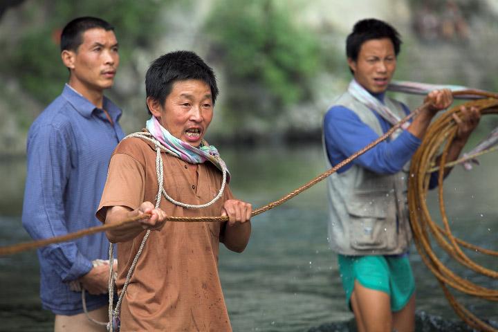 Yangtze Trackers