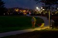 Shoreline Park at Night