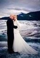 Wedding on Knik Glacier - II