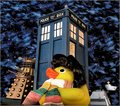 Ducktor Who  (Fourth Doctor)