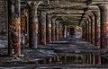 Old Loading Docks