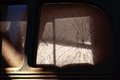 Old Car Window