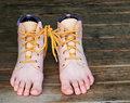 Footsy Boots