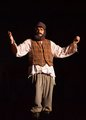 Jackson as Tevye