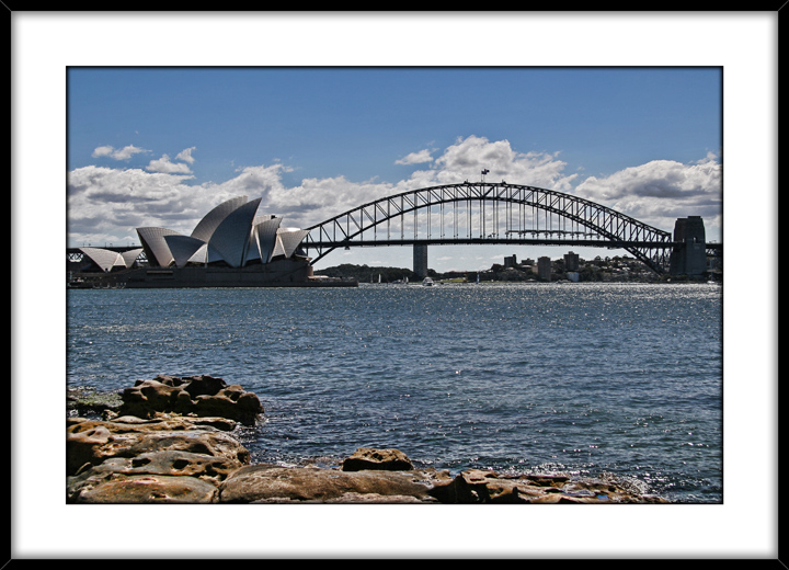 Harbour Bridge & Opera House