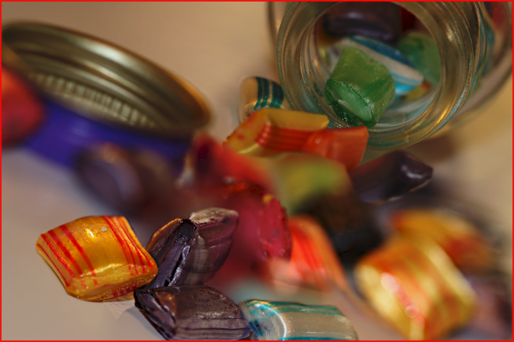 Who took the lollies from the lol lollie jar?