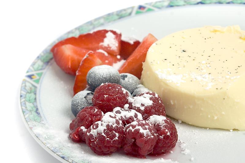 Food 15 - Panna cotta