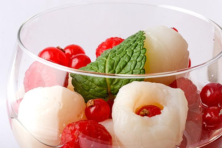 Food 03 - Lychee salad