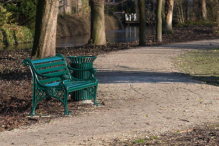 Day 031 - Bench