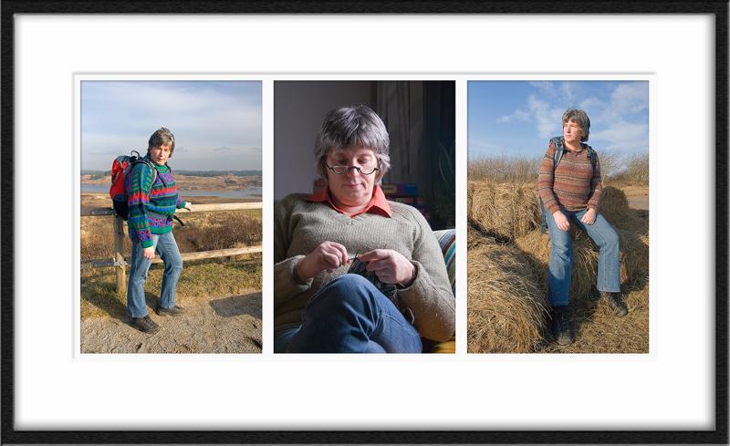 Feb 21- Knitting