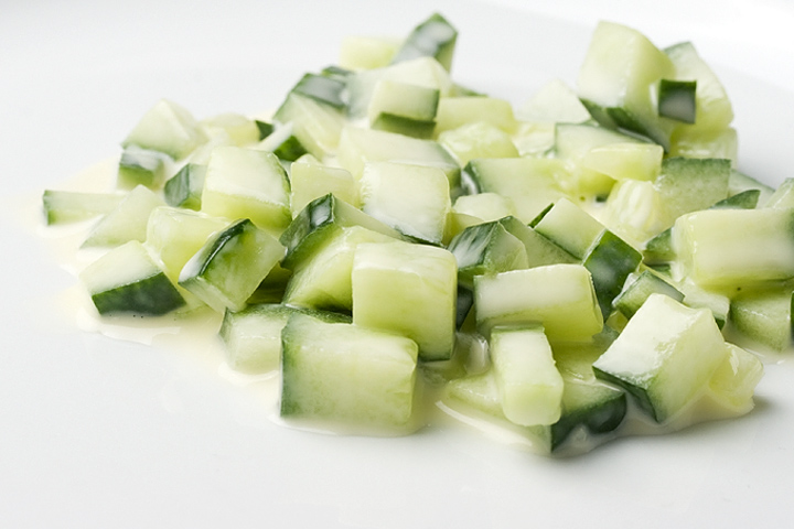 March 09 - Cucumber salad