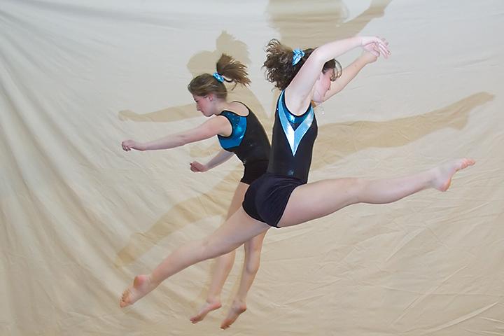 April 16 - Gymnastics