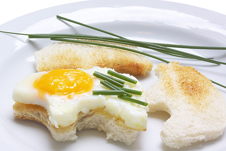 Food 18 - Baked egg