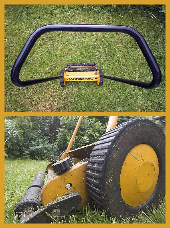 June 27 - Lawn mower