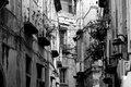 Tropea, alley, 2392 closeup B+W.jpg