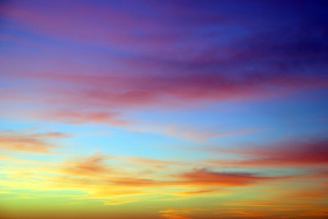Colourful Sky by joekent - DPChallenge