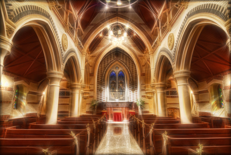 Church Again