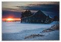 Day-12 Winter sunset