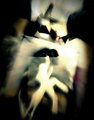 Xray of a shy girl